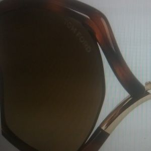 Tom Ford Square Sunglasses